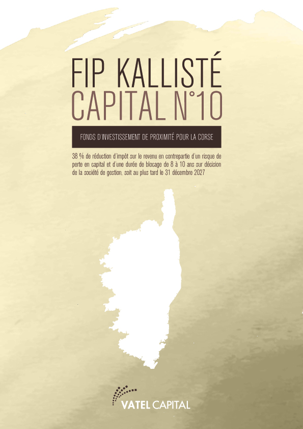 FIP Kallisté Capital n°10
